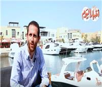 فيديو  خالد بشارة: مهرجان الجونة رفع الإشغال السياحي 80%