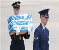 واشنطن تعيد رفات 64 جنديا كوريا جنوبيا تم التنقيب عنها بكوريا الشمالية