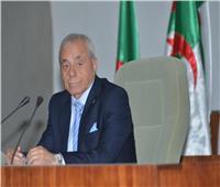 رئيس البرلمان الجزائري يعلن استقالته من منصبه