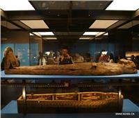 صور| افتتاح معرض للآثار المصرية في الصين يضم 230 قطعة