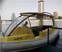 صور.. التاكسي النهري في طريقه إلى المنصورة