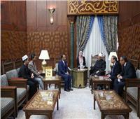 سفير كمبوديا بالقاهرة: الأزهر يحظى بثقة كبيرة لدى مسلمي العالم