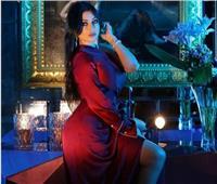 صور| إطلالة حمراء لـ«هيفاء وهبي» في أحدث جلساتها