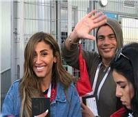 نيويورك ليست الأولى.. قصة 5 رحلات جمعت عمرو دياب ودينا الشربيني