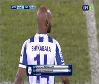 شيكابالا يشارك في هزيمة أبولون أمام بانيونيوس في الدوري اليوناني