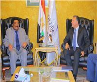 عرفات: هيئة وادي النيل لها أهمية كبيرة في التعاون بين مصر والسودان