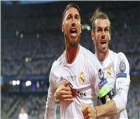 راموس وبيل خارج قائمة الريال لمواجهة «سسكا موسكو» في دوري الأبطال