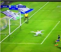 باولو يهدر فرصة الهدف الثاني للداخلية في المقاصة