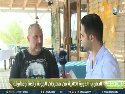 فيديو| خالد الصاوي: صراع محمد رمضان وتامر حسني «هزار شباب»