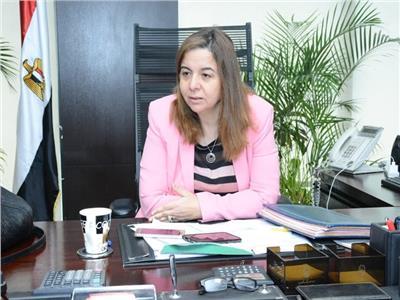 مي عبدالحميد تلتقي بمقررة مجلس حقوق الإنسان المعنية بالسكن
