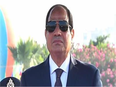 البرلمان يوجه برقية تهنئة وتأييد للرئيس عبد الفتاح السيسى لإدارته للبلاد