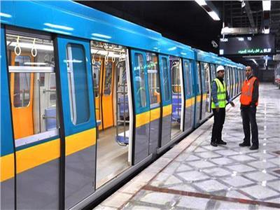 عودة حركة الخط الثاني لـ«مترو الأنفاق» بعد توقفها نتيجة عطل فني