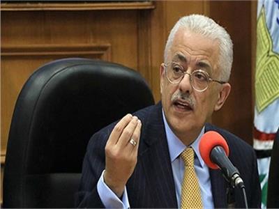 وزير التعليم يوضح حقيقة استقالة المستشار الإعلامي
