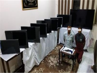الأمن العام يضبط لصوص سرقوا معرض أدوات منزلية بالمحلة