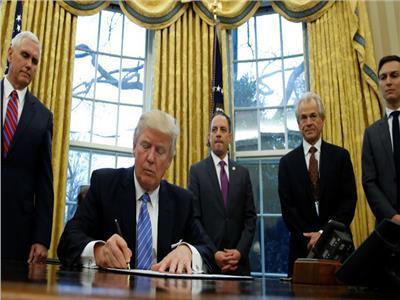 انسحابات ترامب «الستة» منذ دخوله البيت الأبيض