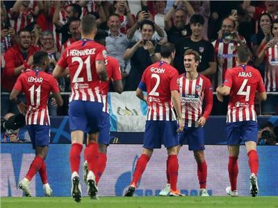 فيديو  أتلتيكو مدريد يسحق «كلوب بروج» بثلاثية في دوري الأبطال