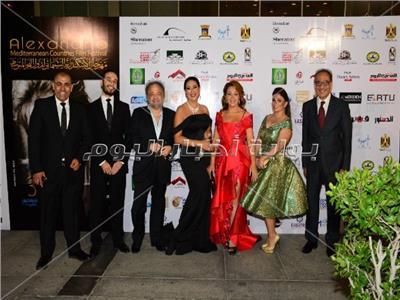 50 صورة لنجوم الفن بحفل افتتاح مهرجان الإسكندرية