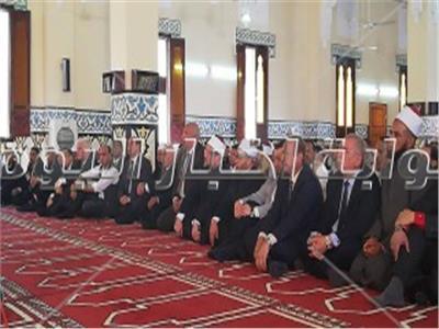 وزير الاوقاف:مصر تطلق المؤتمر الدولي للسلام بسانت كاترين