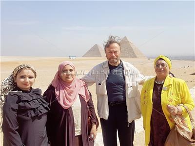 «مهرجان الإسكندرية» ينظم جولة سياحية لضيوفه