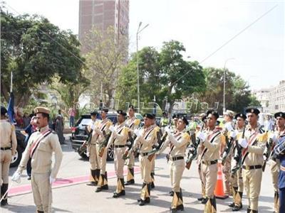 محافظة الشرقية تحتفل بالذكرى الـ45 لانتصارات أكتوبر