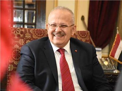 «الخشت»: جامعة القاهرة ضمن أفضل 500 جامعة عالمية