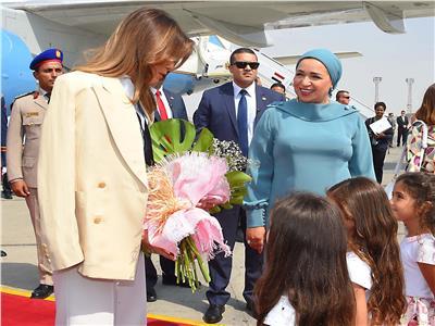 الرئيس السيسي يشيد بالتعاون الثنائي مع الولايات المتحدة