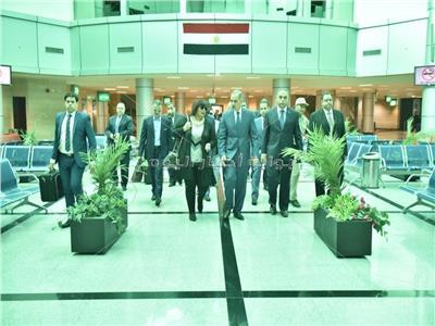 محافظ أسيوط يستقبل وزيرة الثقافة ويفتتحان قصر عبدالناصر