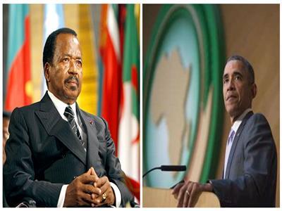 دعوة «أوباما» للزعماء الأفارقة.. لم يصل مداها إلى الكاميرون