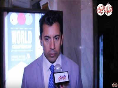 وزير الشباب والرياضة: «أخبار اليوم» تلعب دورًا كبيرًا في تشجيع السياحة الرياضية.. فيديو