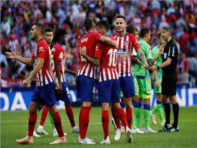 أتلتيكو مدريد يهزم بيتيس ويتصدر الدوري الإسباني مؤقتًا