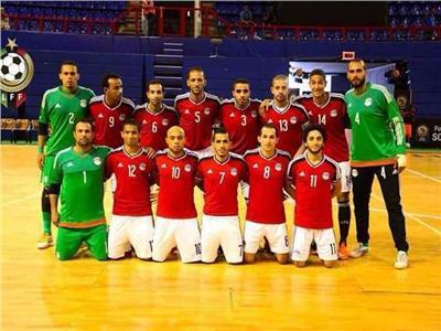 منتخب مصر لكرة الصالات يتعادل مع الأرجنتين في أولمبياد الشباب