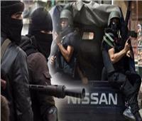 «الداخلية» تداهم مزرعة مهجورة بالعريش وتقتل 10 إرهابيين