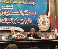 عبودي: الداخلية نجحت في التصدي علي طرق تهريب الأسلحة .