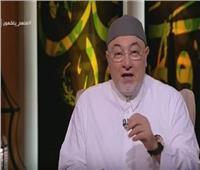 بالفيديو| خالد الجندي: هذه علامة حب الله لعبده