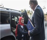 في اليوم العالمي للفتاة.. طالبة مصرية سفيرة للاتحاد الأوروبي