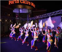 صور| مهرجان التراث والفلكلور في بورتو كايرو