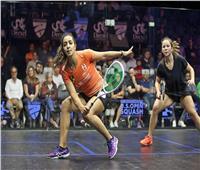 «رنيم الوليلي» تتأهل للدور الـ8 من بطولة أمريكا المفتوحة للإسكواش