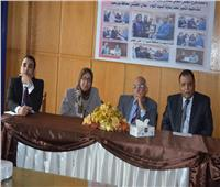 «مقرر القومي للسكان» يزور فرع المجلس ببورسعيد في مستهل جولاته بالمحافظات