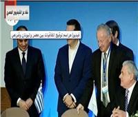 رئيس وزراء اليونان يقيم مأدبة غداء على شرف «السيسي» والرئيس القبرصي