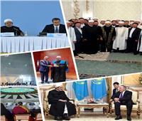 حوار| المستشار الثقافي لكازاخستان: زيارة شيخ الأزهر تزيد مجالات التعاون وتساهم في نبذ العنف في العالم