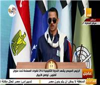 «أحد أبطال عملية سيناء»: أرى بنتي بقلبي.. ومن غير الجيش «هنغرق» | فيديو