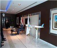 وزير الطيران: استقبال أول طائرة وطنية في افتتاح مطار سفنكس الاثنين المقبل