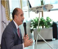 وزير الطيران: تطوير منظومة السيور وأجهزة الكشف عن الحقائب