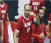 طارق خيري: الغنام والجارحي جاهزان لمباريات السلة