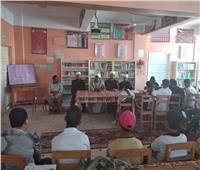 صور| البحوث الإسلامية يعقد 150 لقاءً توعويًا في خمس محافظات