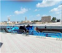 طربق: نقل الأقماح وتكرير المجرى الملاحي من القاهرة إلى أسوان