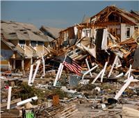 صور| الإعصار مايكل يدمر قاعدة تيندال الأمريكية..ويسبب خسائر بـ30 مليار دولار