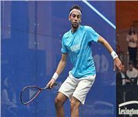 محمد الشوربجى يتأهل لنهائى بطولة أمريكا المفتوحة للاسكواش