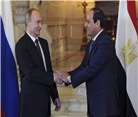 مصر وروسيا.. علاقات إستراتيجية وتاريخية تتخللهـــا محطــات ثـرية