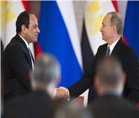 مصر وروسيا.. 70 عاما من التعاون المثمر فى الطاقة والسياحة والنقل
